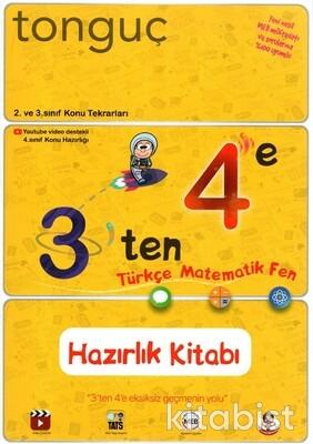Tonguç Akademi - 3'ten 4'e Hazırlık Kitabı