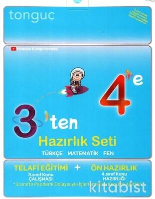 Tonguç Akademi - 3'ten 4'e Hazırlık Seti