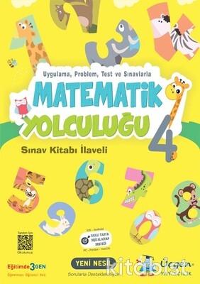 Üçgen Yayıncılık - 4. Sınıf Matematik Yolculuğu