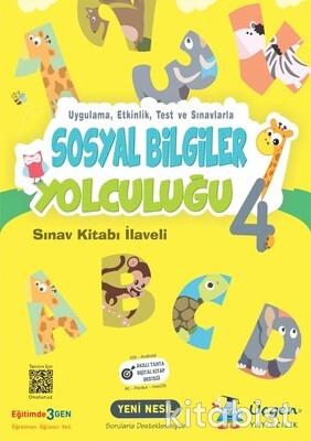 Üçgen Yayıncılık - 4. Sınıf Sosyal Bilgiler Yolculuğu