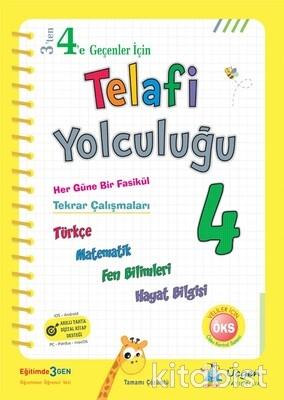 Üçgen Yayıncılık - 4. Sınıf Telafi Yolculuğu