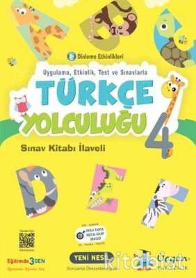Üçgen Yayıncılık - 4. Sınıf Türkçe Yolculuğu