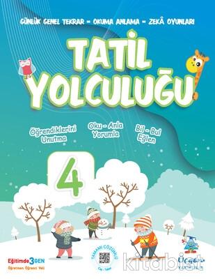Üçgen Yayıncılık - 4. Sınıf Yarıyıl TATİL SETİ