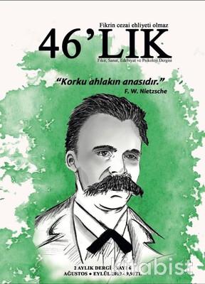 Dergi - 46 lık Fikir Sanat Edebiyat ve Psikoloji Dergisi