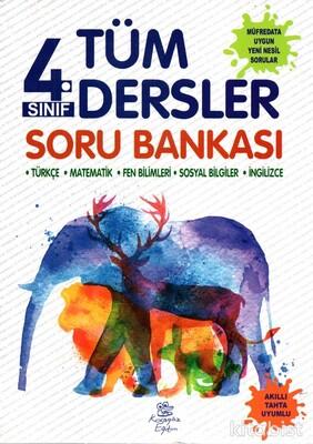 Kocagöz Eğitim Yayınları - 4.Sınıf Tüm Dersler Soru Bankası