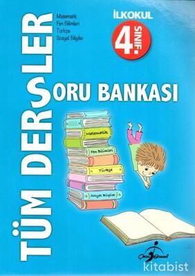 Çocuk Gezegeni - 4.Sınıf Tüm Dersler Soru Bankası