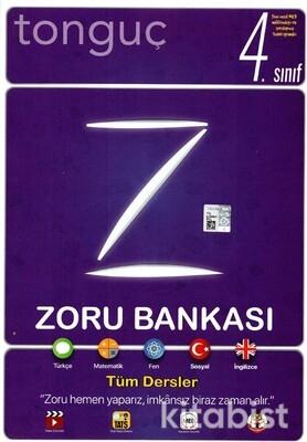 Tonguç Akademi - 4.Sınıf Tüm Dersler Zoru Bankası