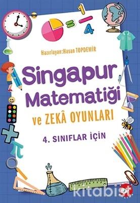 Beyaz Balina Yayınları - 4.Sınıflar İçin Singapur Matematiği ve Zeka Oyunları