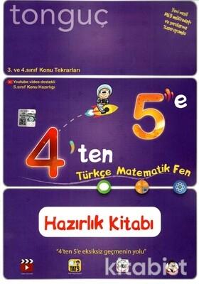 Tonguç Akademi - 4'ten 5'e Hazırlık Kitabı