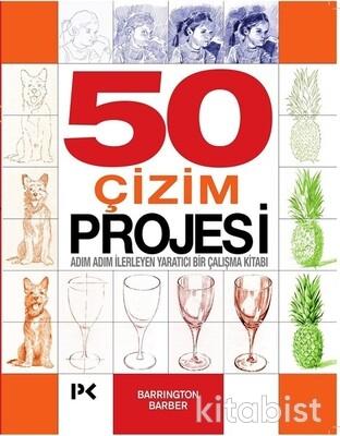 Profil Kitap - 50 Çizim Projesi