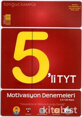 Tonguç Akademi - 5'li TYT Motivasyon Denemeleri