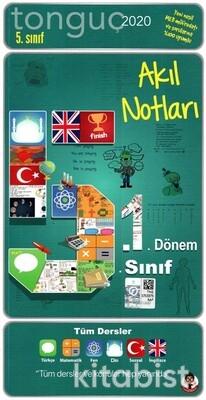 Tonguç Akademi - 5.Sınıf 1.Dönem Akıl Notları