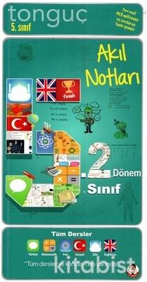 Tonguç Akademi - 5.Sınıf 2.Dönem Akıl Notları