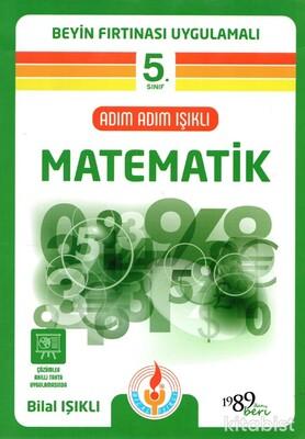 Işıklı Yayınları - 5.Sınıf Adım Adım Matematik Soru Bankası
