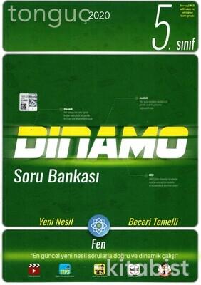 Tonguç Akademi - 5.Sınıf Dinamo Fen Bilimleri Soru Bankası