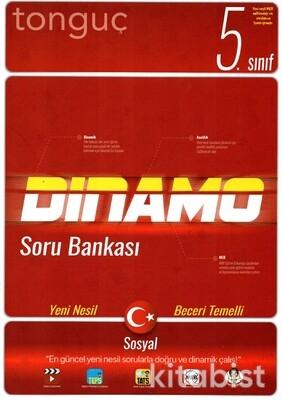 Tonguç Akademi - 5.Sınıf Dinamo Sosyal Bilgiler Soru Bankası