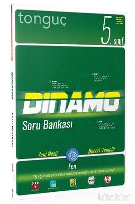 Tonguç Akademi - 5.Sınıf Fen Bilimleri Dinamo Soru Bankası