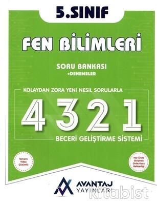 Avantaj Yayınları - 5.Sınıf Fen Bilimleri Soru Bankası + Denemeler