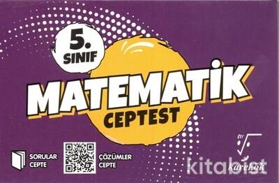 Karekök Yayınları - 5.Sınıf Matematik Cep Test
