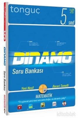 Tonguç Akademi - 5.Sınıf Matematik Dinamo Soru Bankası