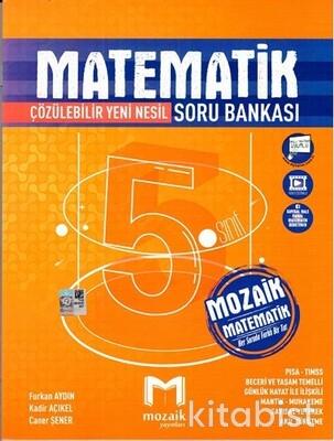 Mozaik Yayınları - 5.Sınıf Matematik Soru Bankası