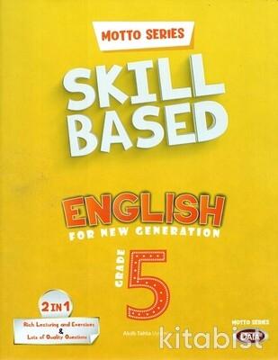 Data Yayınları - 5.Sınıf Motto Series Skill Based English