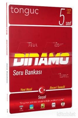 Tonguç Akademi - 5.Sınıf Sosyal Bilgiler Dinamo Soru Bankası