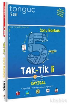 Tonguç Akademi - 5.Sınıf Taktikli Sayısal Soru Bankası