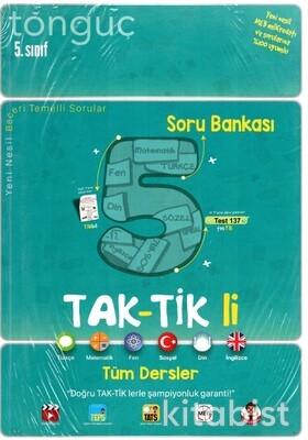 Tonguç Akademi - 5.Sınıf Taktikli Tüm Dersler Soru Bankası