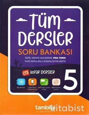 Tam Bilgi Yayınları - 5.Sınıf Tüm Dersler Soru Bankası