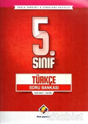 Final Yayınları - 5.Sınıf Türkçe Soru Bankası