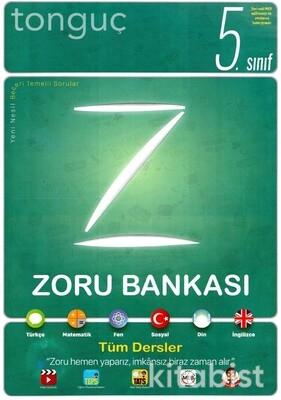 Tonguç Akademi - 5.Sınıf Zoru Bankası Tüm Dersler