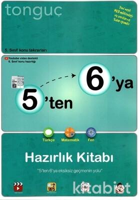 Tonguç Akademi - 5'ten 6'ya Hazırlık Kitabı