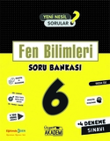 Üçgen Akademi - 6. Sınıf - FEN BİLİMLERİ - Soru Bankası