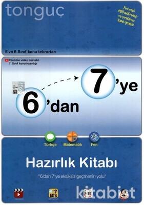 Tonguç Akademi - 6'dan 7'ye Hazırlık Kitabı