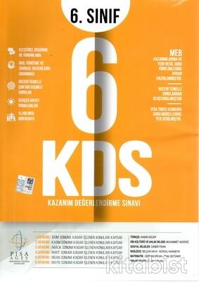 Deneme Bank Yayınları - 6.Sınıf Kazanım Değerlendirme 6'lı Deneme Sınavı