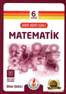 Işıklı Yayınları - 6.Sınıf Adım Adım Matematik Soru Bankası