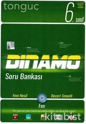 Tonguç Akademi - 6.Sınıf Dinamo Fen Bilimleri Soru Bankası