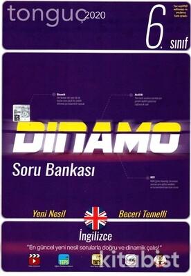 Tonguç Akademi - 6.Sınıf Dinamo İngilizce Soru Bankası