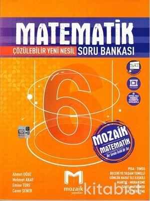 Mozaik Yayınları - 6.Sınıf Matematik Soru Bankası