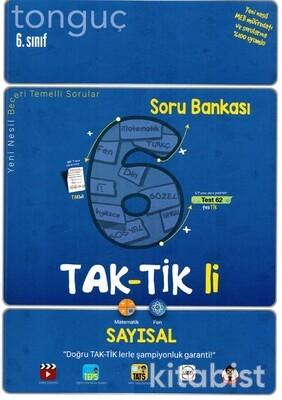 Tonguç Akademi - 6.Sınıf Taktikli Sayısal Soru Bankası