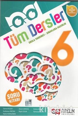 Nitelik Yayınları - 6.Sınıf Tüm Dersler Soru Bankası