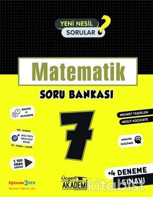 Üçgen Akademi - 7. Sınıf - MATEMATİK - Soru Bankası
