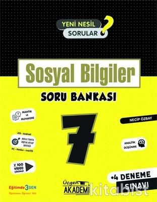 Üçgen Akademi - 7. Sınıf - SOSYAL BİLGİLER - Soru Bankası