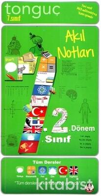 Tonguç Akademi - 7.Sınıf 2.Dönem Akıl Notları