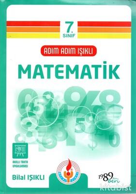 Işıklı Yayınları - 7.Sınıf Adım Adım Matematik Soru Bankası