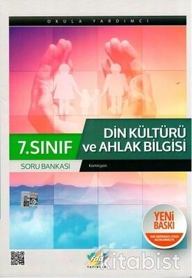 Fdd Yayınları - 7.Sınıf Din Kültürü ve Ahlak Bilgisi Soru Bankası