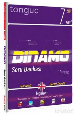 Tonguç Akademi - 7.Sınıf Dinamo İngilizce Soru Bankası