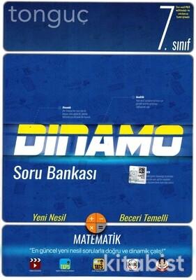 Tonguç Akademi - 7.Sınıf Dinamo Matematik Soru Bankası
