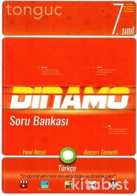 Tonguç Akademi - 7.Sınıf Dinamo Türkçe Soru Bankası